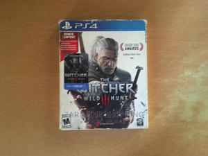 The Witcher 3: Wild Hunt - Playstation 4   Video Games for sale in Lagos State, Lekki