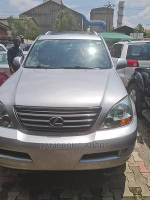 Lexus GX 2009 470 Silver | Cars for sale in Lagos State, Ogba