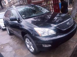 Lexus RX 2008 350 Black | Cars for sale in Lagos State, Isolo
