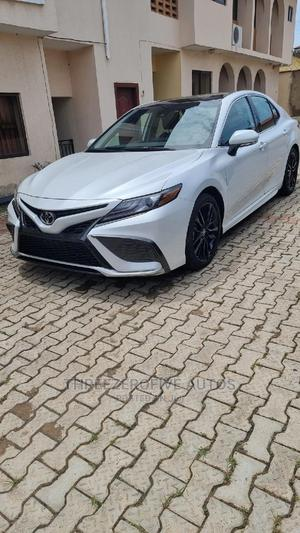 New Toyota Camry 2020 XSE FWD White | Cars for sale in Oyo State, Ibadan