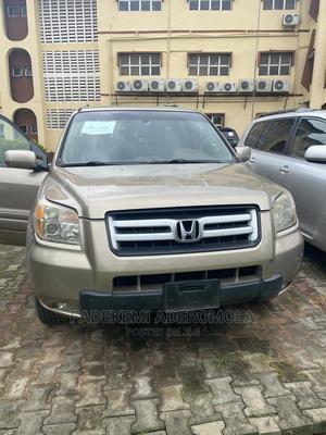 Honda Pilot 2006 Beige | Cars for sale in Lagos State, Ikeja