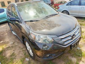 Honda CR-V 2013 EX 4dr SUV (2.4L 4cyl 5A) Black | Cars for sale in Kaduna State, Kaduna / Kaduna State