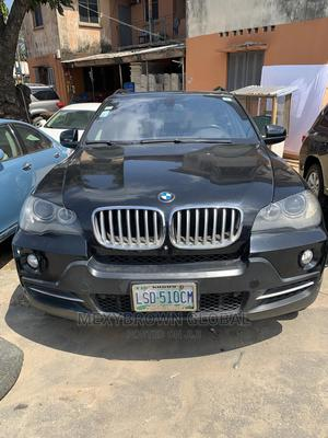 BMW X5 2008 Black | Cars for sale in Lagos State, Surulere
