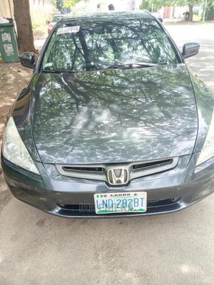 Honda Accord 2007 2.0 Comfort Gray   Cars for sale in Abuja (FCT) State, Jabi
