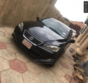 Lexus IS 2007 Black   Cars for sale in Oyo State, Ibadan