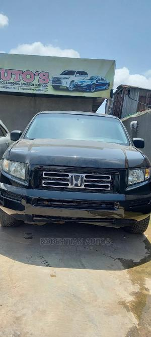 Honda Ridgeline 2006 Black | Cars for sale in Lagos State, Alimosho