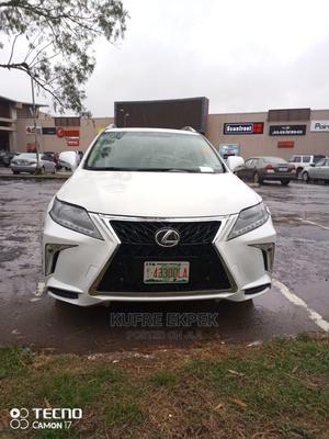 Lexus RX 2010 350 White | Cars for sale in Lagos State, Amuwo-Odofin