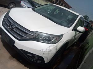 Honda CR-V 2015 White | Cars for sale in Lagos State, Ogba