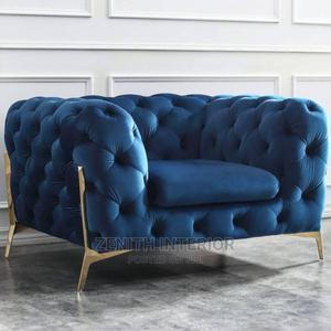 Quality Fabric Sofa   Furniture for sale in Abuja (FCT) State, Asokoro