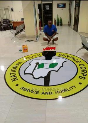 NYSC 3D Epoxy Flooring   Wedding Venues & Services for sale in Lagos State, Lekki