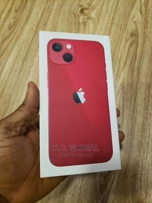 New Apple iPhone 13 128 GB Red   Mobile Phones for sale in Lagos State, Ikeja