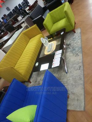 5 Seater Sofa With Beautiful Finish   Furniture for sale in Abuja (FCT) State, Wuse 2