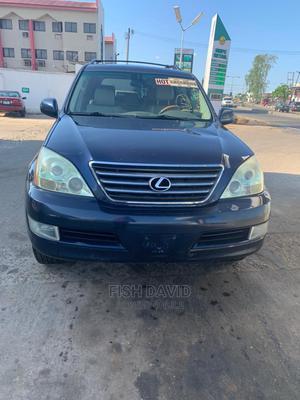 Lexus GX 2005 470 Sport Utility Black | Cars for sale in Oyo State, Ibadan