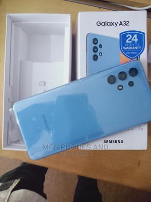 New Samsung Galaxy A32 128 GB Blue | Mobile Phones for sale in Osun State, Ife