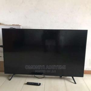 V.Clean 100% Clean 55 Inches UHD / Smart 4K Hisense Tv | TV & DVD Equipment for sale in Oyo State, Oyo