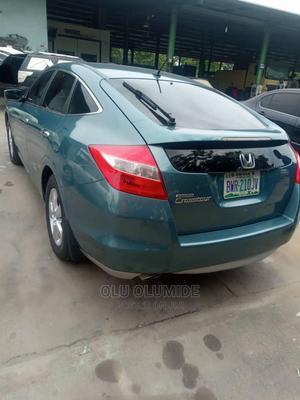 Honda Accord Crosstour 2010 EX Blue   Cars for sale in Abuja (FCT) State, Karu