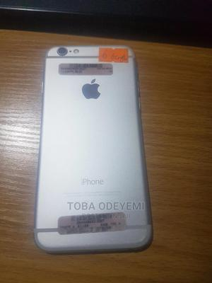 Apple iPhone 6 64 GB Silver | Mobile Phones for sale in Lagos State, Ojodu