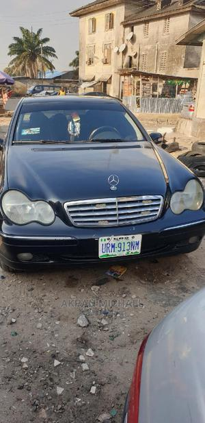 Mercedes-Benz C240 2004 Black | Cars for sale in Lagos State, Ikoyi