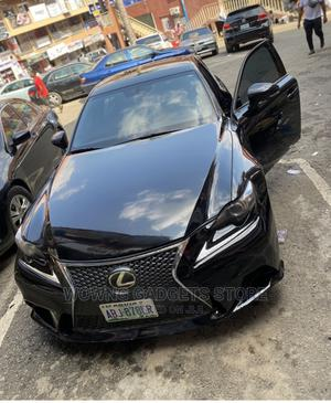 Lexus IS 2015 250 4WD Black | Cars for sale in Abuja (FCT) State, Wuse 2