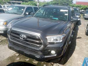 Toyota Tacoma 2017 Limited Gray   Cars for sale in Lagos State, Apapa