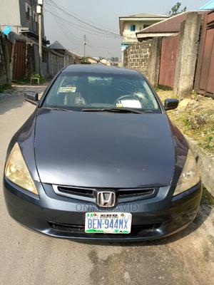 Honda Accord 2004 Automatic Blue | Cars for sale in Rivers State, Obio-Akpor