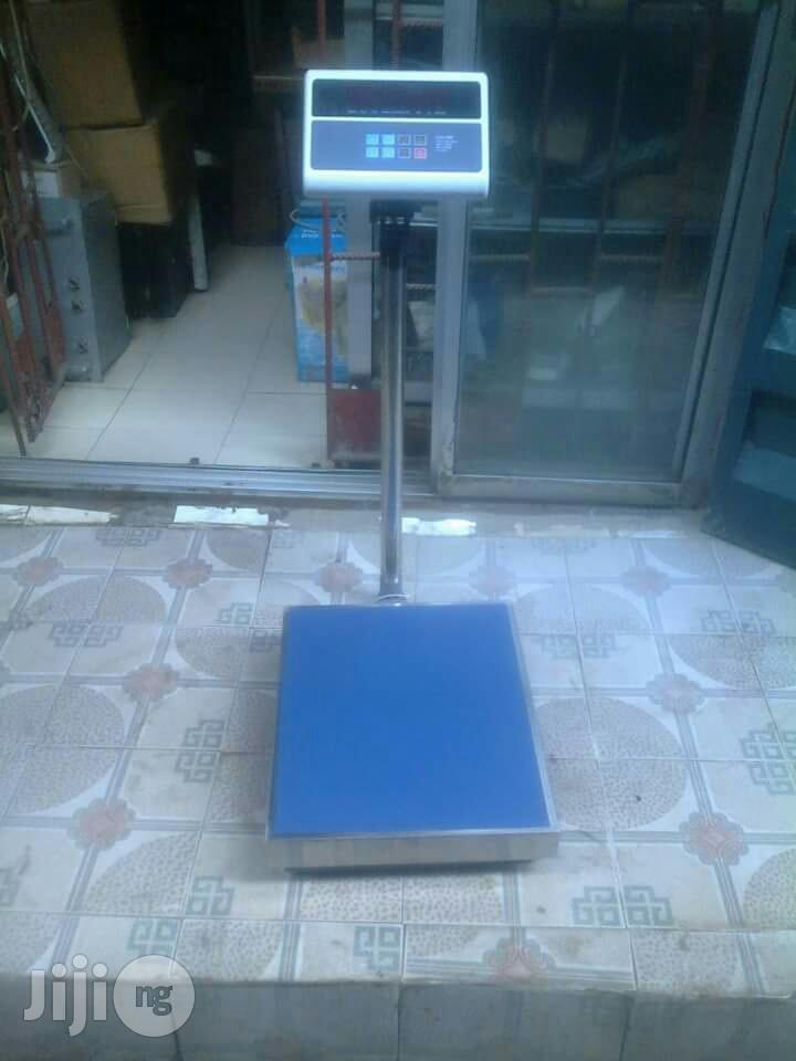 Archive: 300kg Digital Scale Camry
