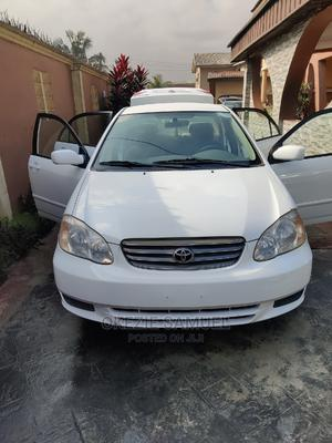 Toyota Corolla 2004 LE White | Cars for sale in Rivers State, Port-Harcourt