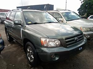 Toyota Highlander 2008 Green | Cars for sale in Lagos State, Apapa
