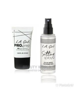 LA Girl All in One Makeup Spray and Primer   Makeup for sale in Lagos State, Ojo