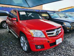 Mercedes-Benz GLK-Class 2010 350 4MATIC Red   Cars for sale in Lagos State, Amuwo-Odofin