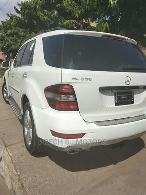 Mercedes-Benz M Class 2011 ML 350 4Matic White | Cars for sale in Lagos State, Ogba