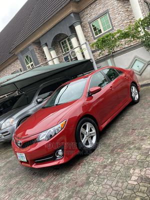 Toyota Camry 2013 Red | Cars for sale in Delta State, Warri