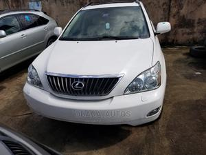 Lexus RX 2008 350 AWD White | Cars for sale in Edo State, Benin City