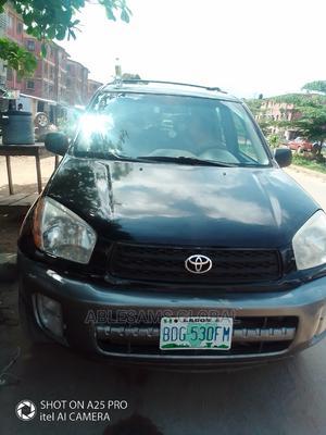 Toyota RAV4 2004 Black | Cars for sale in Lagos State, Ikotun/Igando