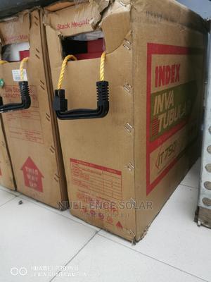 12v 200ah Index Tubular Battery.   Solar Energy for sale in Lagos State, Ojo