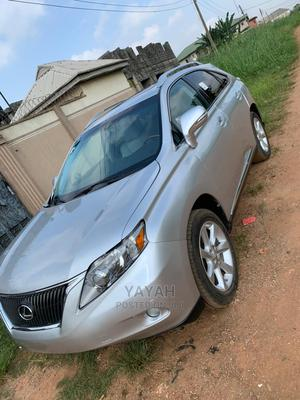 Lexus RX 2012 350 FWD Silver   Cars for sale in Lagos State, Ikorodu