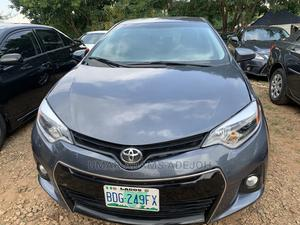 Toyota Corolla 2015 Gray | Cars for sale in Abuja (FCT) State, Central Business District