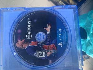 FIFA 21 Cd   Video Game Consoles for sale in Delta State, Warri