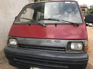 Used Super Sharp Toyota Hiace 2001 Red | Buses & Microbuses for sale in Lagos State, Abule Egba