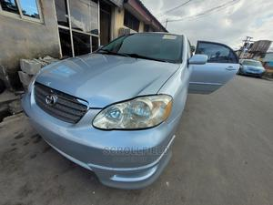 Toyota Corolla 2005 Silver   Cars for sale in Lagos State, Surulere