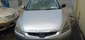 Honda Accord 2004 Automatic Silver | Cars for sale in Lagos State, Surulere