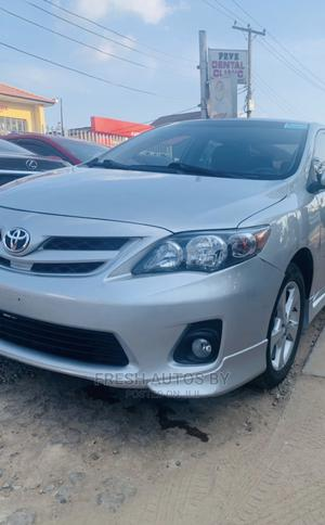 Toyota Corolla 2013 Silver | Cars for sale in Lagos State, Magodo
