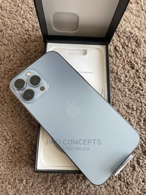 New Apple iPhone 13 Pro 128 GB Blue   Mobile Phones for sale in Lagos State, Ajah