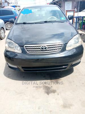 Toyota Corolla 2006 CE Black   Cars for sale in Lagos State, Ajah