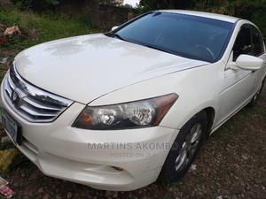 Honda Accord 2011 White | Cars for sale in Abuja (FCT) State, Central Business District