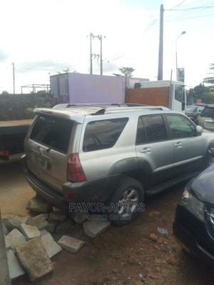 Toyota 4-Runner 2003 4.7 Silver | Cars for sale in Lagos State, Alimosho