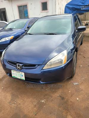 Honda Accord 2005 Automatic Blue | Cars for sale in Ondo State, Akure