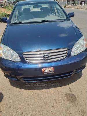 Toyota Corolla 2004 Sedan Automatic Blue | Cars for sale in Oyo State, Ibadan
