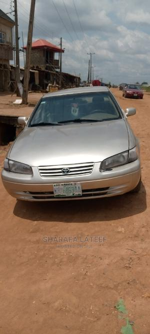 Toyota Camry 1999 Automatic Gold | Cars for sale in Ogun State, Ado-Odo/Ota