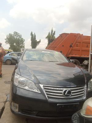 Lexus ES 2011 350 Black | Cars for sale in Lagos State, Ifako-Ijaiye